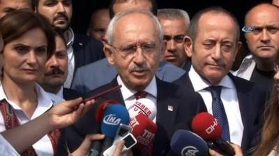 CHP Genel Başkanı Kemal Kılıçdaroğlu'ndan tazminat açıklaması