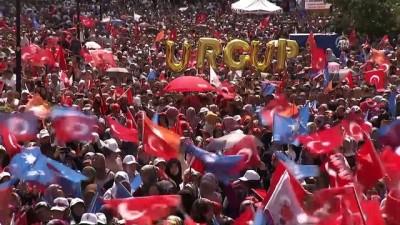 Cumhurbaşkanı Erdoğan: 'Sincar, Kandil, gerekirse oraya da gireriz ' - NEVŞEHİR