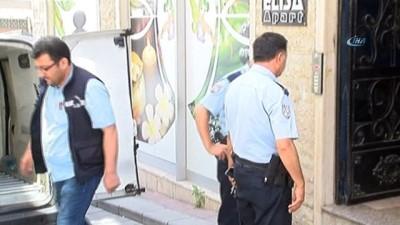 Denizli'de cinayet...22 yaşındaki genç kız apartta bıçaklanarak öldürüldü