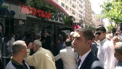 Elazığ'da elektrikli otobüsler hizmete girdi