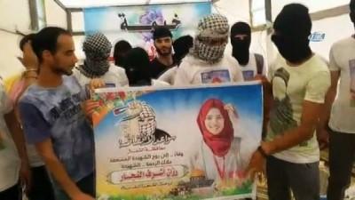 - Gazze'nin İsrail sınırında 100 Filistinli yaralandı
