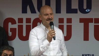 İçişleri Bakanı Süleyman Soylu: 'Türkiye, Kandili bertaraf etmek zorundadır. Gereğini yerine getirecektir'