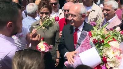 Kılıçdaroğlu: 'Dürüst, namuslu, ahlaklı, genç, enerjik bir cumhurbaşkanı adayımızı var adı Muharrem İnce' - MANİSA