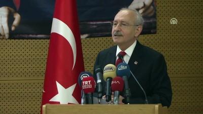 Kılıçdaroğlu: 'Ülkede bir şey eksik, namuslu siyaset'- MANİSA