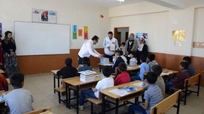 Öğrencilerin karne heyecanı - AĞRI/MARDİN