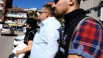 Polisin imzasını taklit ederek güvenlik sertifikası veren şahıs yakalandı