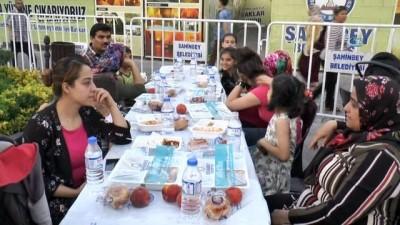 maneviyat -  Şahinbey'de geleneksel iftar devam ediyor