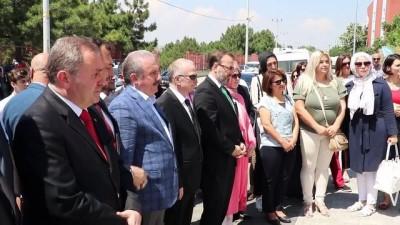 Şentop: 'Dünyaya göre Türkiye'de sağlık hizmetleri daha kolay ulaşılır' - TEKİRDAĞ