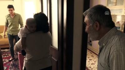 'Tezgahı olduğu gibi bırak, çocuğumuzu almaya gidiyoruz' - ANTALYA