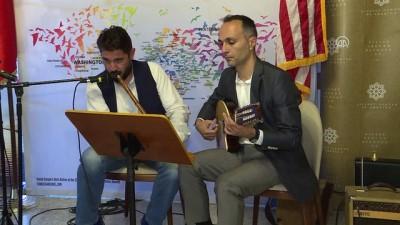 THY'den Amerika Diyanet Merkezinde iftar - WASHINGTON