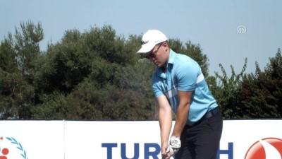 Türkiye Golf Turu'nun 8. ayak yarışları başladı - ANTALYA