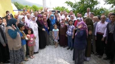 """AK Parti Antalya Milletvekili Sena Nur Çelik: """"Tam gün eğitime geçmeyi hedefliyoruz"""""""