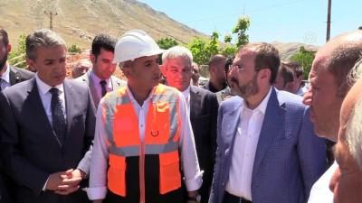 AK Parti Sözcüsü Ünal, Elbistan'da - KAHRAMANMARAŞ