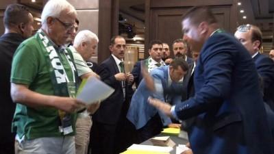 Atiker Konyaspor'un yeni başkanı Hilmi Kulluk oldu