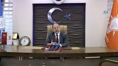 """Başbakan Yardımcısı Akdağ: """"Akşener uyduruk iftiralarla, dedikodularla AFAD ve TİKA gibi kurumları yıpratamaz'"""