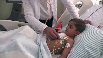 Doktorun dikkati 6 yaşındaki çocuğu kurtardı - ADANA