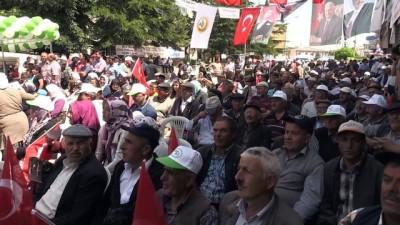 Eroğlu: 'Şer ittifakının bu memlekete bir faydası yok' - AFYONKARAHİSAR