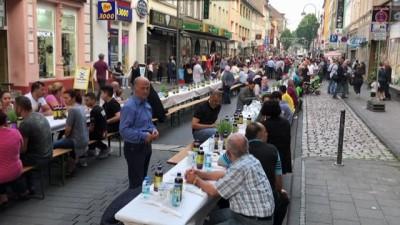 - Köln'de 'Teröre Karşı Birlik' İftarı