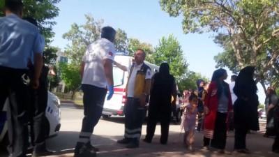Konya'da adliye önünde kavga: 4 yaralı
