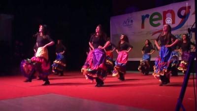 'Kültürlerin Dansı ile Reng-i Hakkari 2' etkinliği - HAKKARİ