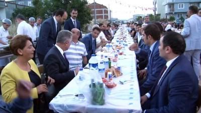 """yangin yeri -  MHP Genel Sekreteri İsmet Büyükataman: """"Bu seçimler cumhuriyet tarihinin en önemli seçimleri olacak"""""""