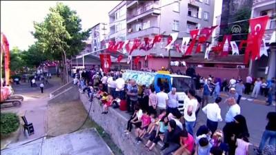 'Okmeydanı Kentsel Dönüşüm Proje Startı, Yıkım Töreni' - İSTANBUL