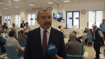 """Sancaktepe Belediye Başkanı İsmail Erdem: """"İmar Barışı ile devlet kazanacak, vatandaş kazanacak'"""