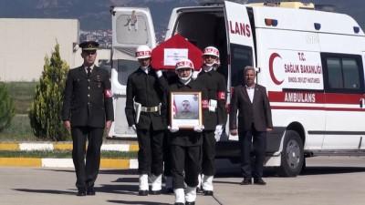 Şehit asker için tören - BİNGÖL