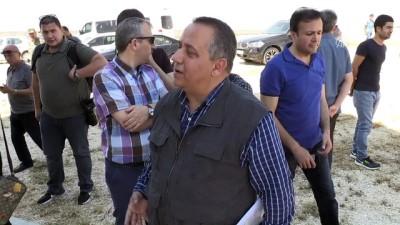 TOKİ, Suriye sınırındaki 564 kilometrelik güvenlik duvarını tamamladı - GAZİANTEP