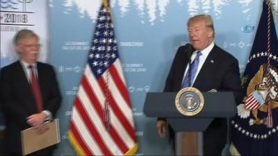 - Trump G7 zirvesinden erken ayrıldı