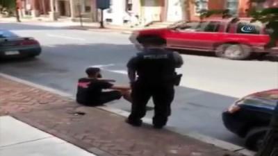 - ABD'de polis şiddeti