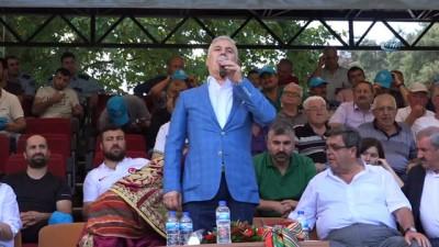 Bursa'da 600 pehlivan er meydanına çıktı