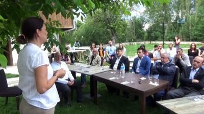 Çavdarhisar'da 'Arkeoloji ve Sosyal Çevre Etiği Okulu' açıldı