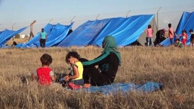 Deralıların Ürdün sınırına göçü devam ediyor - DERA