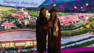 - Maltepe Üniversitesi yüksek lisans mezunlarını uğurladı