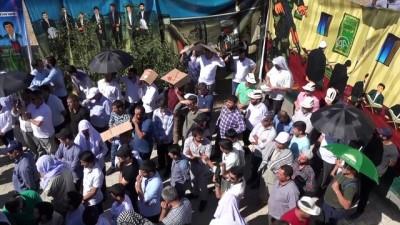 PKK'nın 'Susa Katliamı'nda hayatını kaybedenler anıldı - DİYARBAKIR