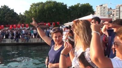 - Sinop'ta 1 Temmuz Denizcilik ve Kabotaj Bayramı