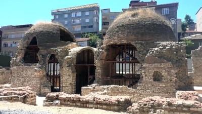 Tarihi Okmeydanı Baruthanesi restore ediliyor - İSTANBUL