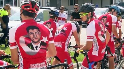 strateji - '2. Şehit Ömer Halisdemir Bisiklet Turnuvası' - SAKARYA
