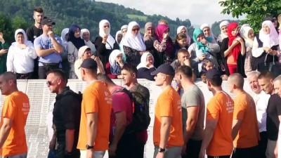 'Barış Yürüyüşü' Potoçari'de sona erdi (2) - POTOÇARİ