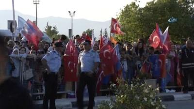 - Cumhurbaşkanı Erdoğan KKTC'de