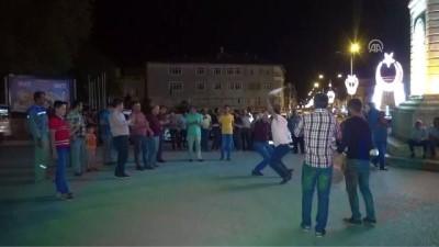 Cumhurbaşkanı Yardımcısı Oktay'ın memleketi Çekerek'te sevinç gösterisi - YOZGAT