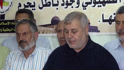 Filistinli gruplardan 'Gazze'deki gösterileri artırma' kararı - GAZZE