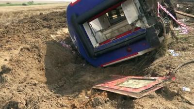 Kazanın yaşandığı bölgede onarım çalışmaları sürüyor - TEKİRDAĞ