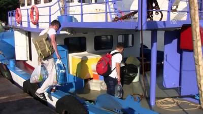 Marmara Denizi'ndeki balık stokları araştırılıyor - BALIKESİR