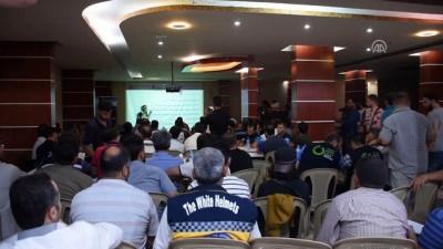 sivil savunma - Suriye'deki yardım kuruluşlardan koordinasyon toplantısı - İDLİB