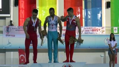 Türk cimnastikçiler bir ilki başardı - MERSİN