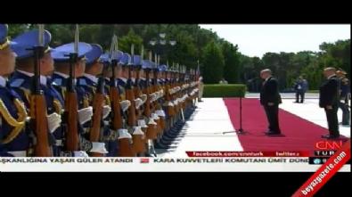 Türkiye Cumhuriyeti'nin İlk Başkanı Recep Tayyip Erdoğan Azerbaycan'da