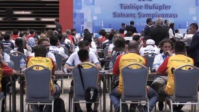 Türkiye Kulüpler Satranç Şampiyonası - KONYA