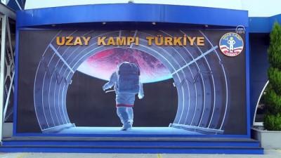 konferans - 'Uzay, eninde sonunda bir tatil yeri haline gelecek' - İZMİR